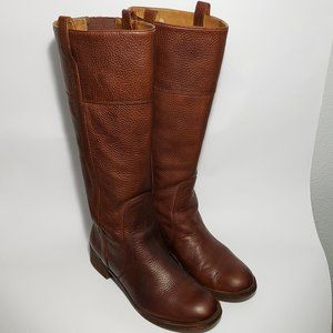 Lucky Brand brown riding boots size 9.5